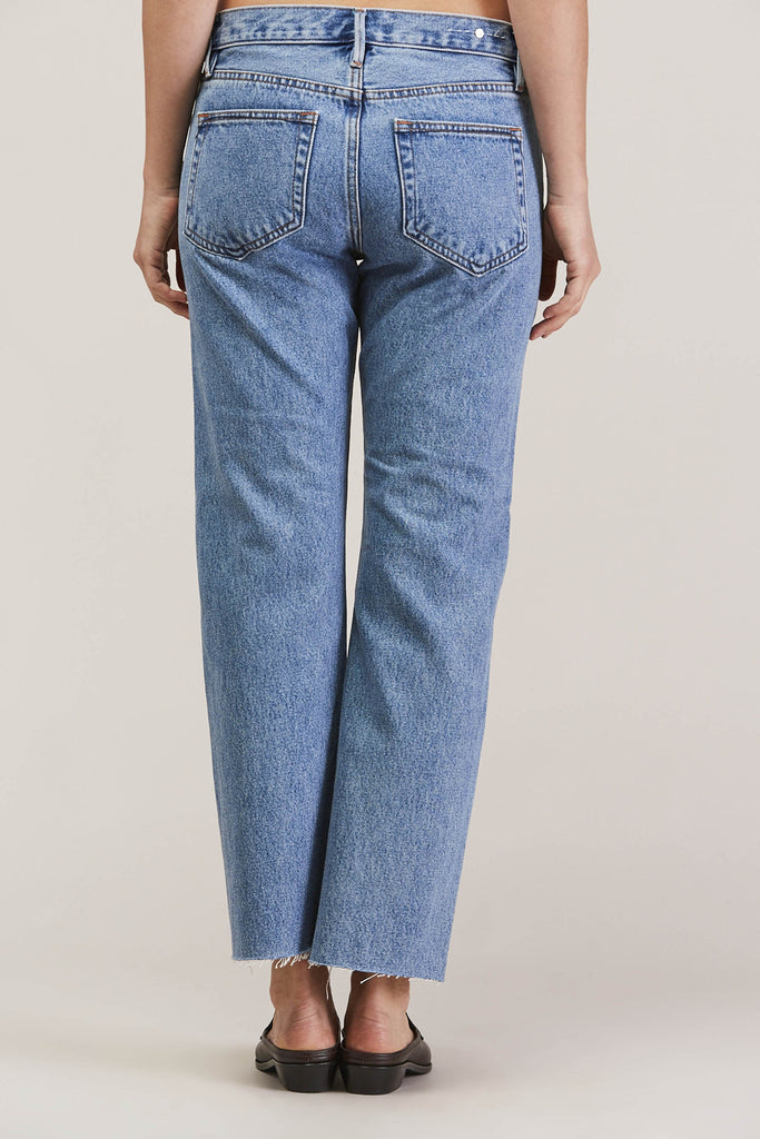Melody Cropped Boot Cut, Steinway by EARNEST SEWN @ Kick Pleat - 6