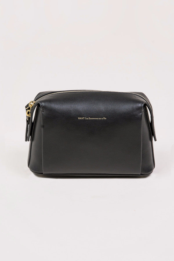 City Shoulder Bag, Black