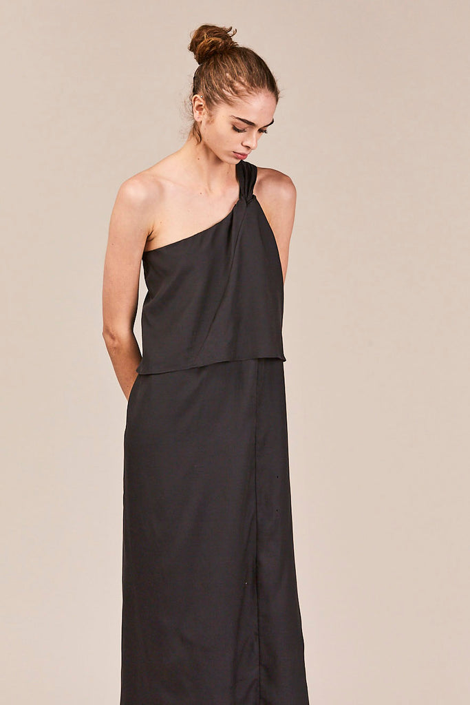 Lark One Shoulder Dress