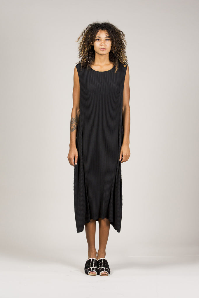 Pleated Tank Dress by Issey Miyake @ Kick Pleat - 3