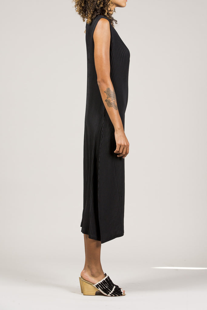 Pleated Tank Dress by Issey Miyake @ Kick Pleat - 4