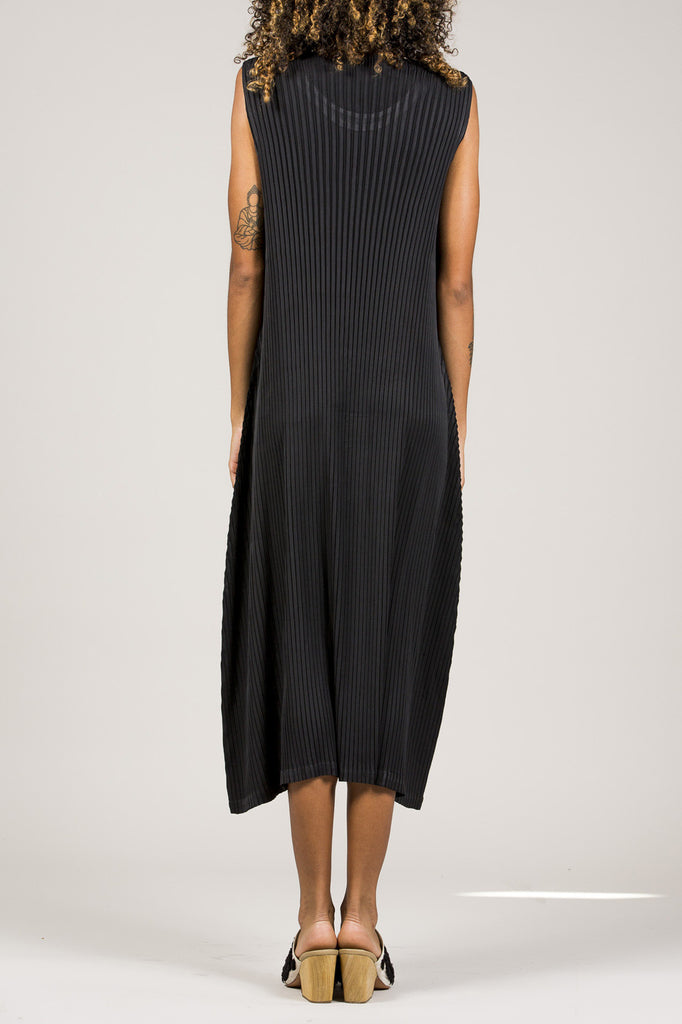 Pleated Tank Dress by Issey Miyake @ Kick Pleat - 7