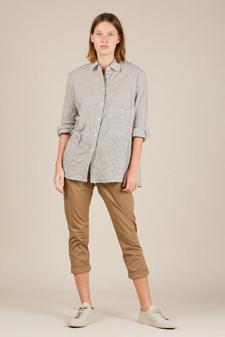 News trouser, Beige