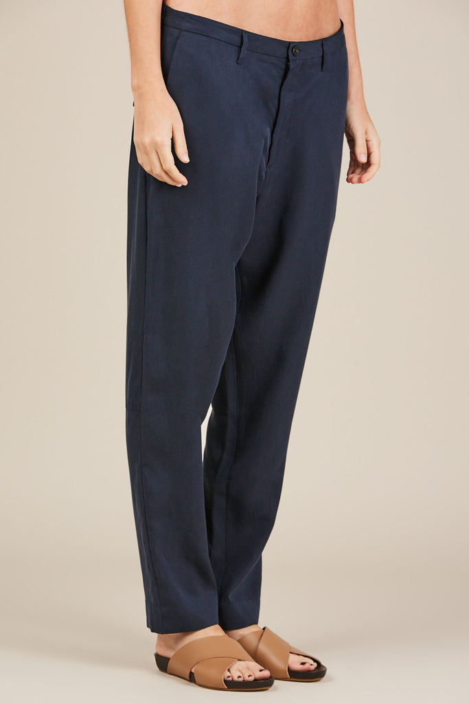 Krissy Trouser - Dark Navy - Hope - 2