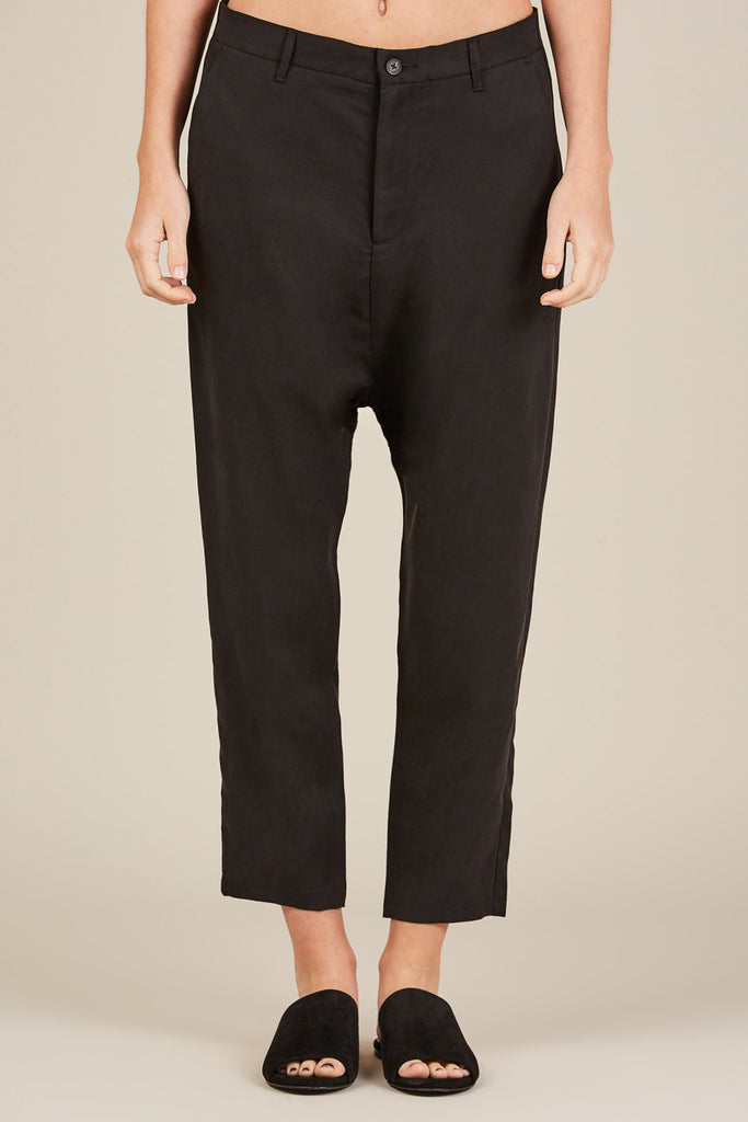 Was trouser, Black