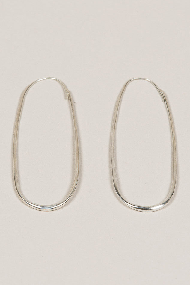 Pyrrah Earrings, Silver by Ariana Boussard-Reifel @ Kick Pleat - 2