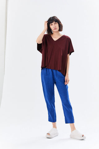 Pleat Top, Wine