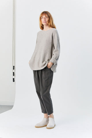 Flare Pullover, Catkin
