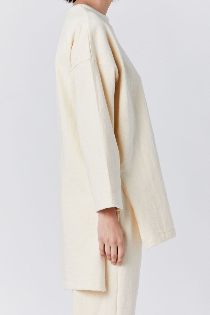 Lauren Manoogian - Oversized Tunic, Bone