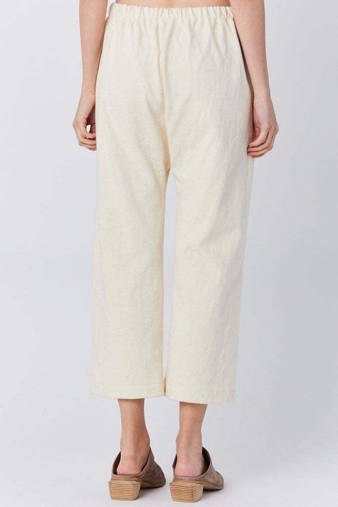 Lauren Manoogian - Peg Pants, Bone