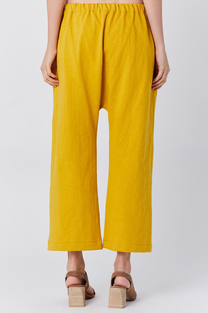 Lauren Manoogian - Peg Pants, Sunflower