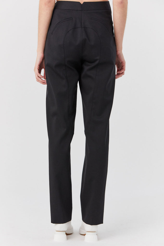 Lorod - Riding Trouser, Black