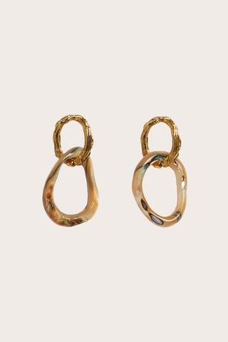 Loto Earrings