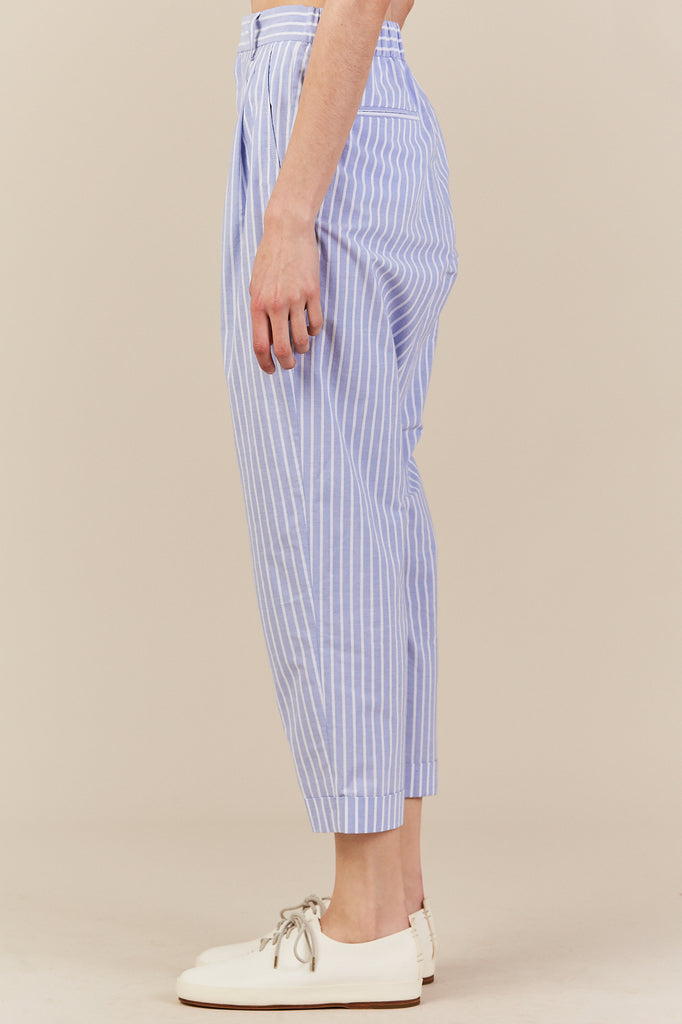 MM6 Maison Margiela - cotton stripe pants