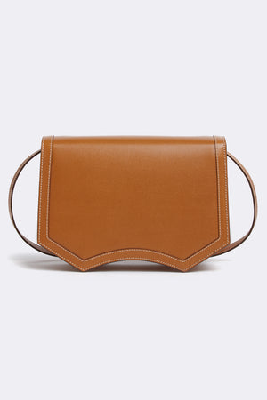 Mark Cross - madeline crossbody bag, acorn