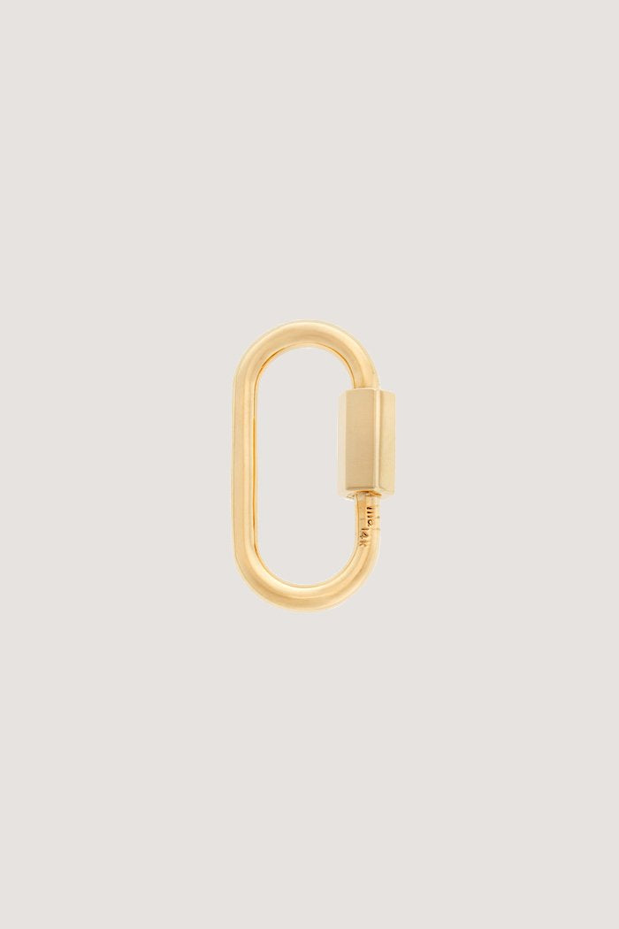 Marla Aaron - Regular Lock, Gold