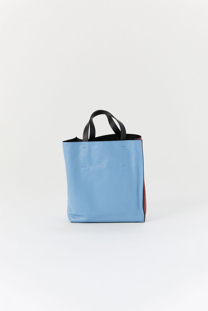 MARNI - Museo Soft Bag, Red & Light Blue