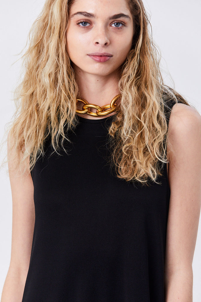 Marni - Nature Necklace, Gold-Tone