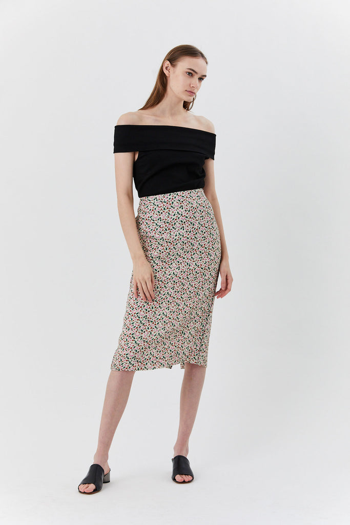 Skirt, Small Flower