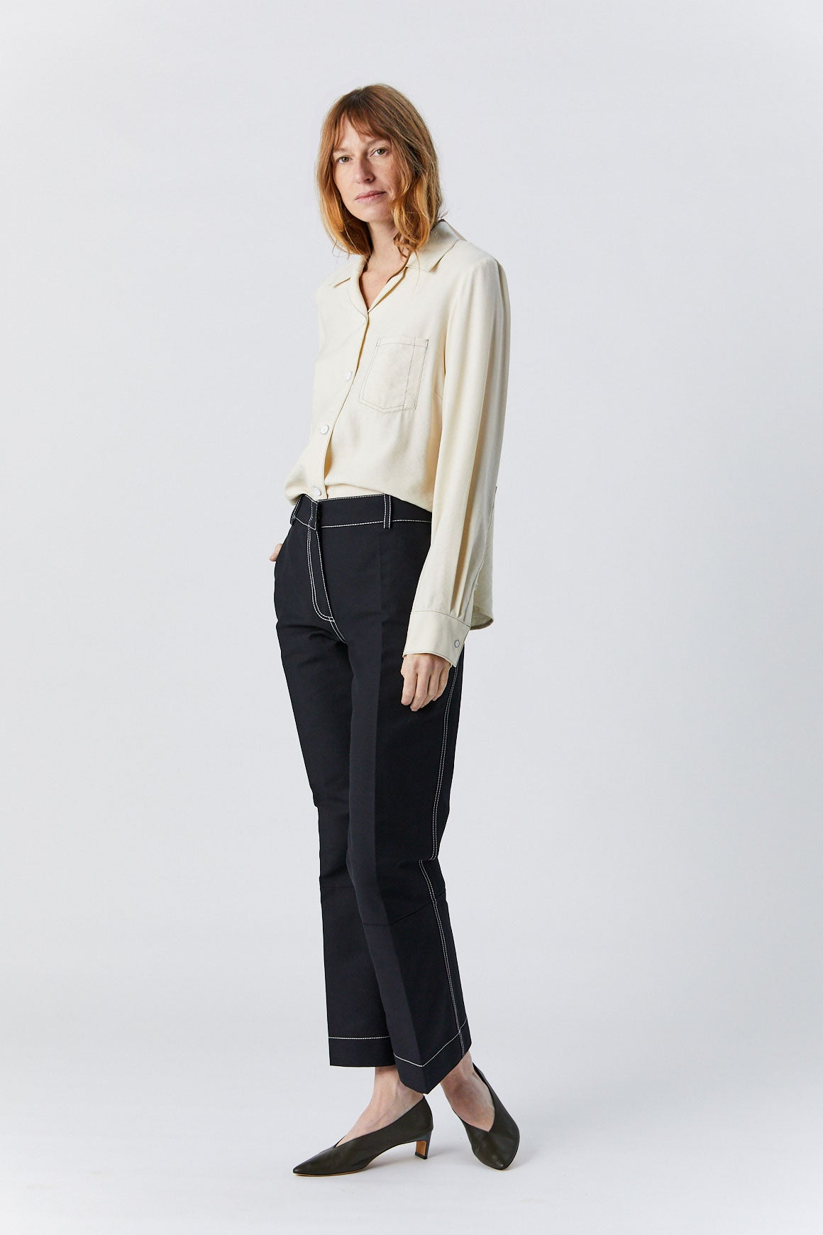 MARNI - Trouser, Black