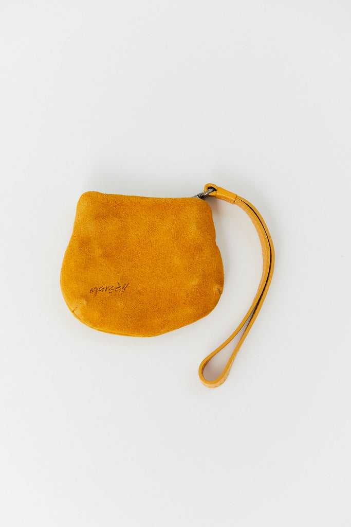 Marsèll - Mini Coin Bag, Mustard