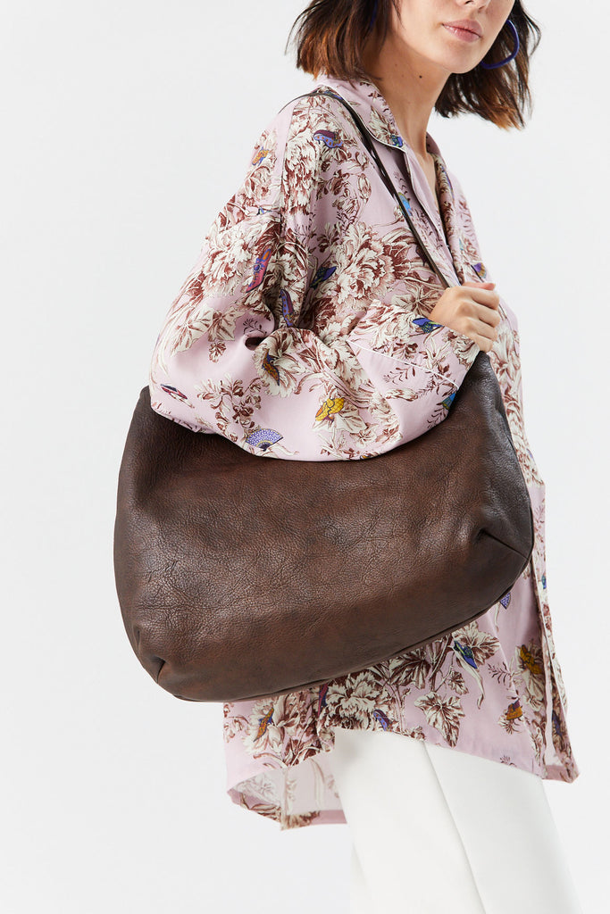 Marsèll - Fantasma Tote, Brown