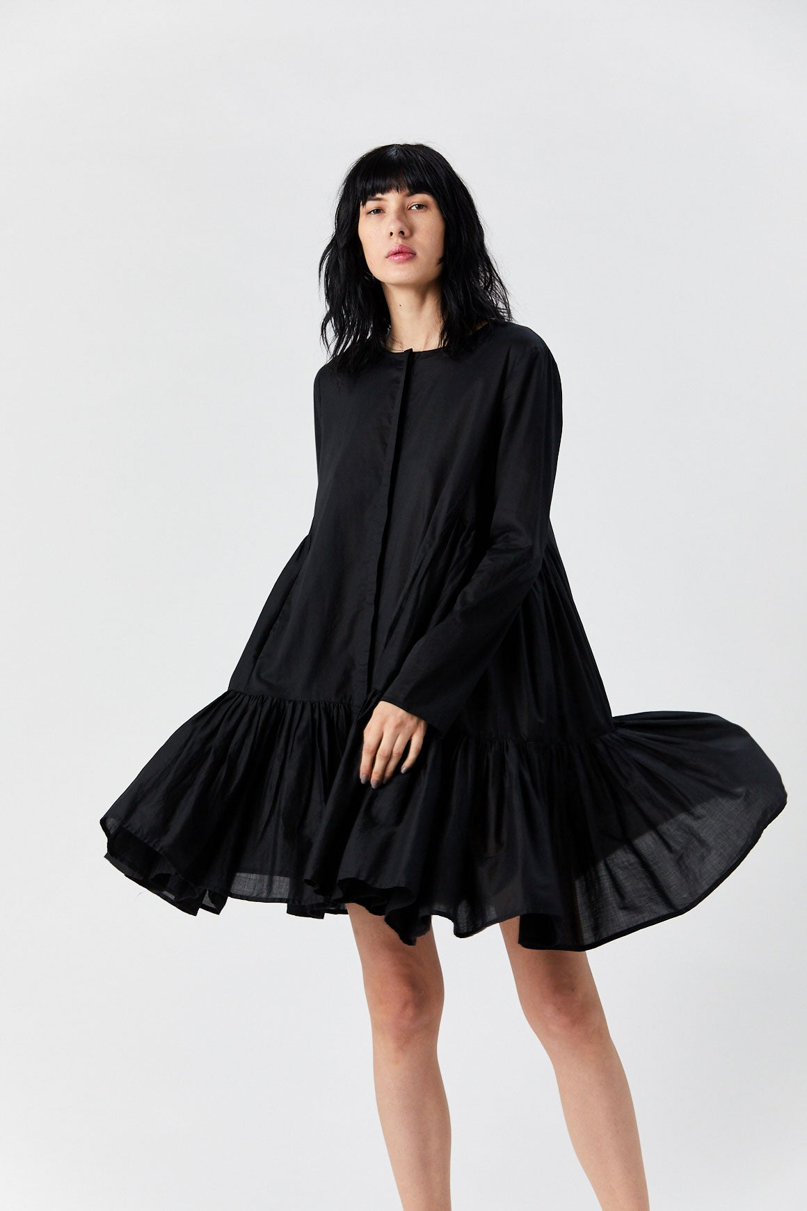 MERLETTE - Martel Dress, Black
