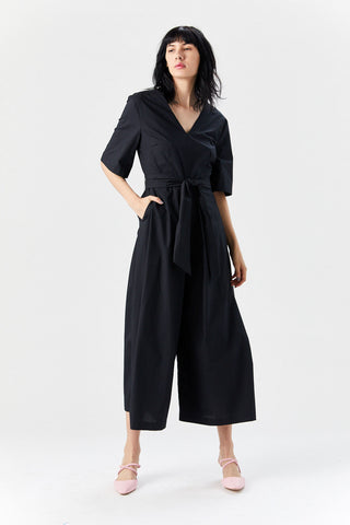 Serra Jumpsuit, Black