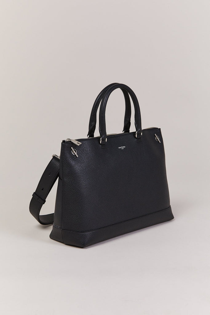 Michino - Shopping Tote, Black