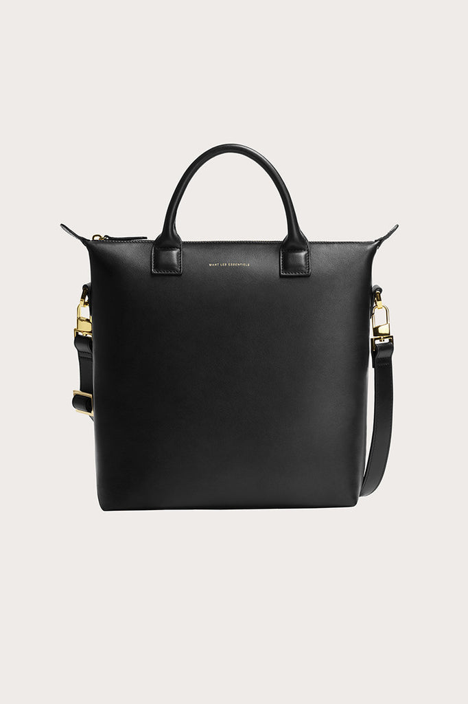 Mini O'Hare Tote, Black