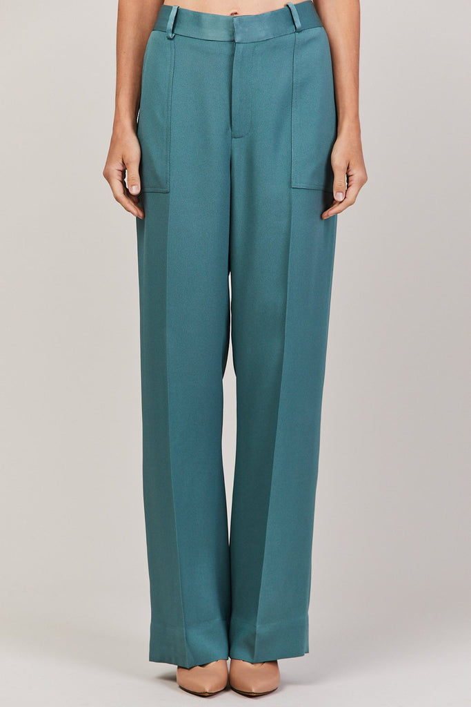 Nomia - Patch Pocket Trouser