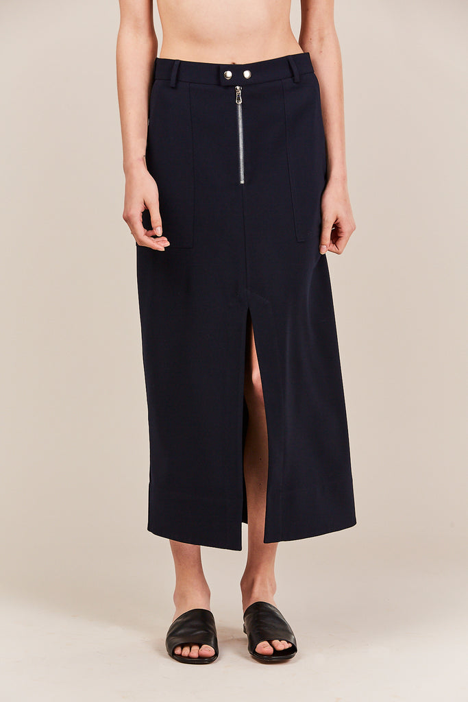 Nomia - long work skirt