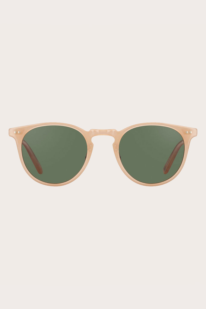 Garrett Leight - Ocean Sunglasses, Peach