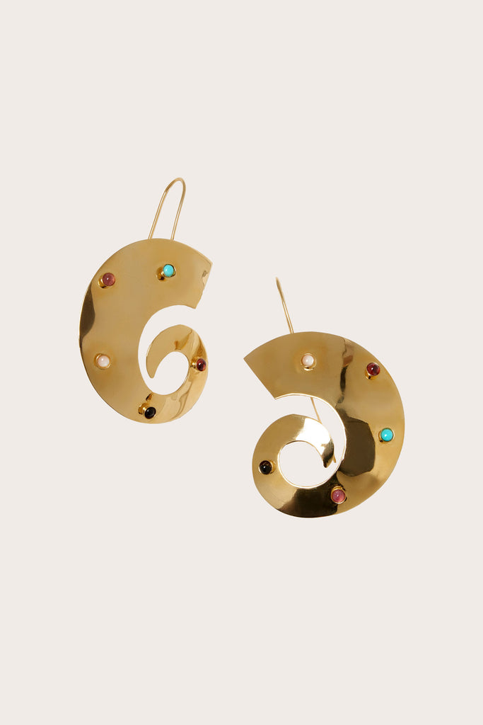 Lizzie Fortunato - Orion Earrings