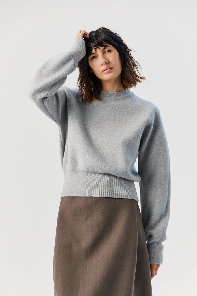 Watt Sweater, Grey