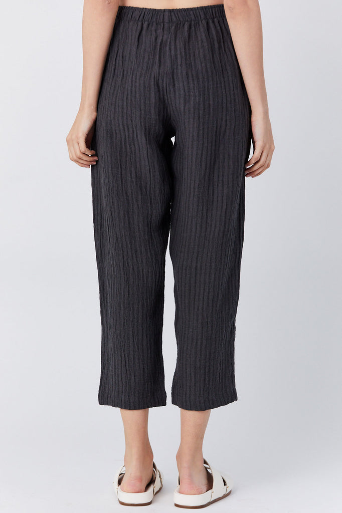 Priory - Bow Pant, Charcoal