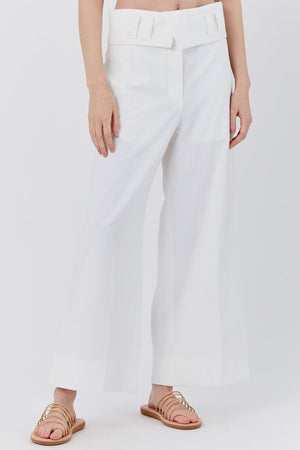 Proenza - Tech Suiting Pant, White