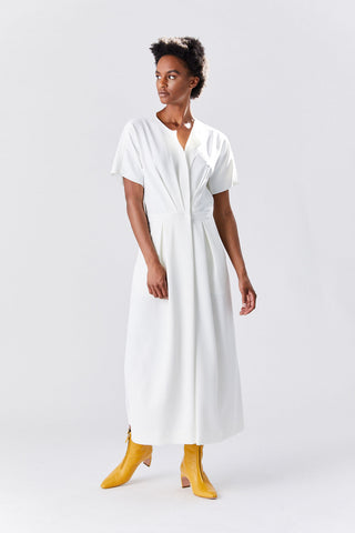Ardent Jumpsuit, White
