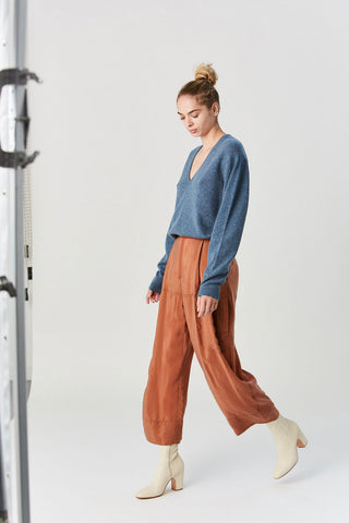 Bandini Pant, Copper Poppy