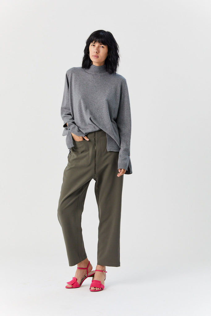 Barrie Pant, Army