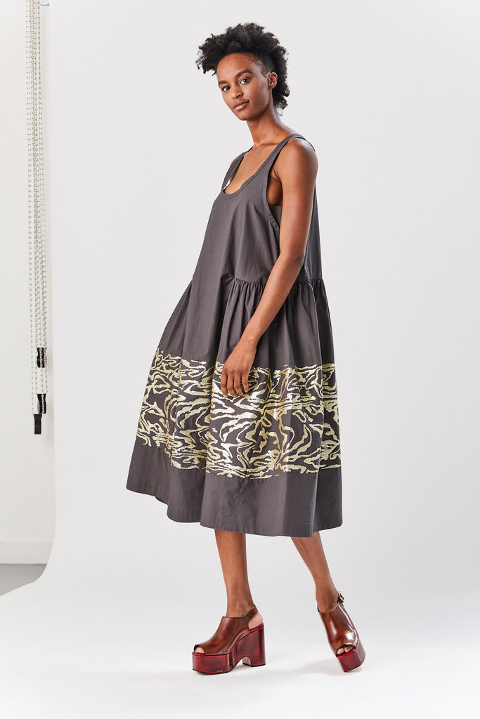 RACHEL COMEY - Brixton Dress, Grey