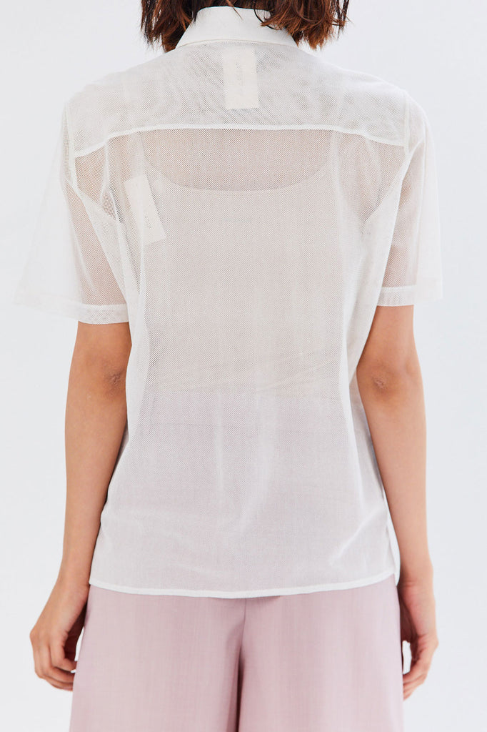 Rachel Comey - Chaca Top, Off-White Creeping Flowers