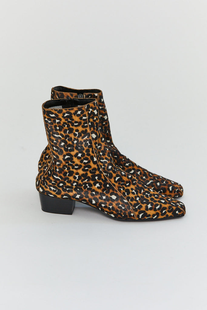 Cove Boot, New Leopard