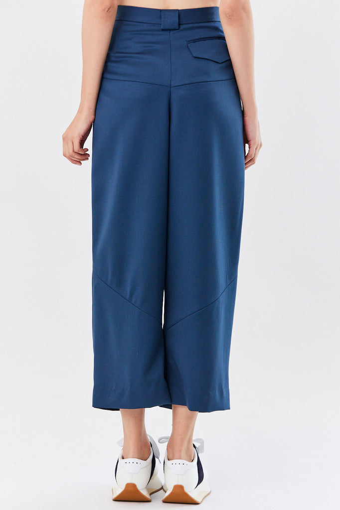 Rachel Comey - Cropped Divide Pant, Navy