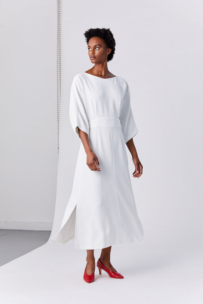 RACHEL COMEY - Lyss Dress, White