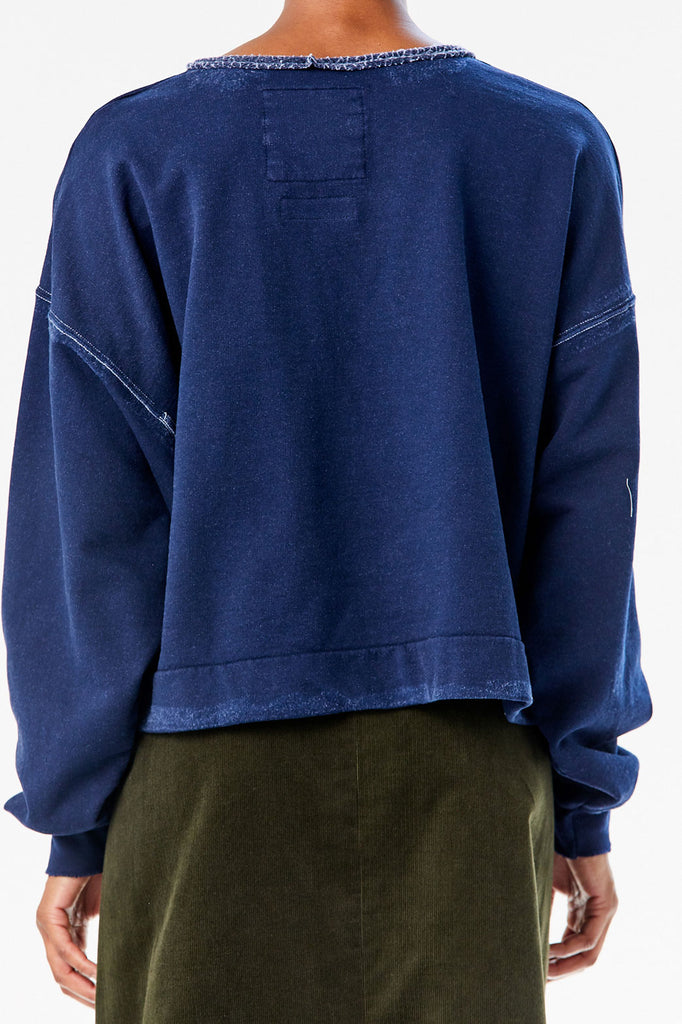 Mingle Sweatshirt, Navy