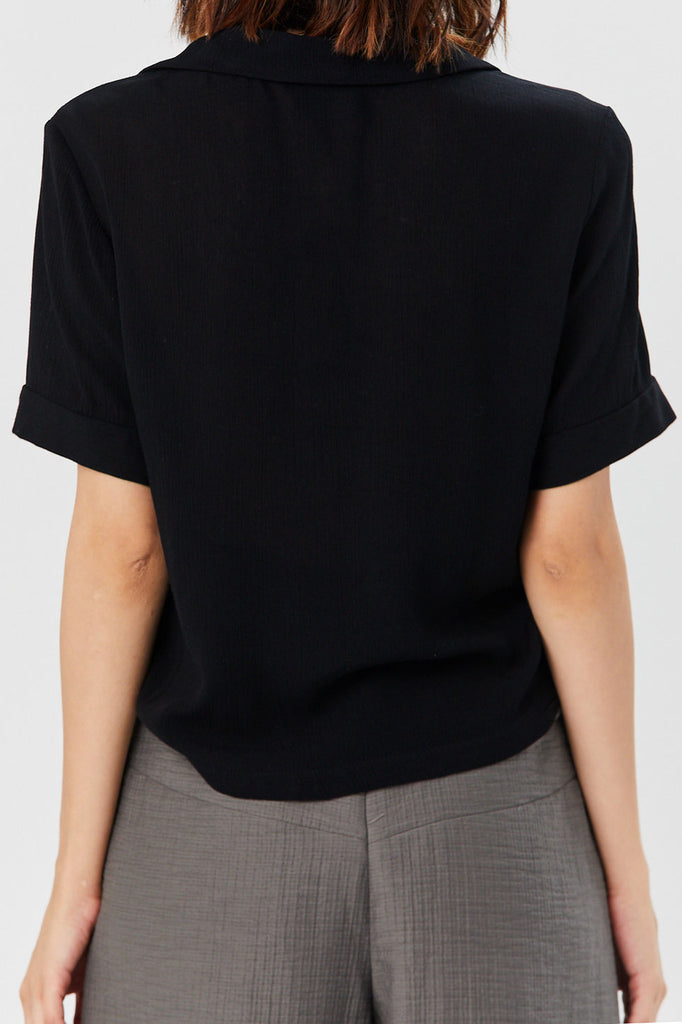 Rachel Comey - New Swift Polo, Black