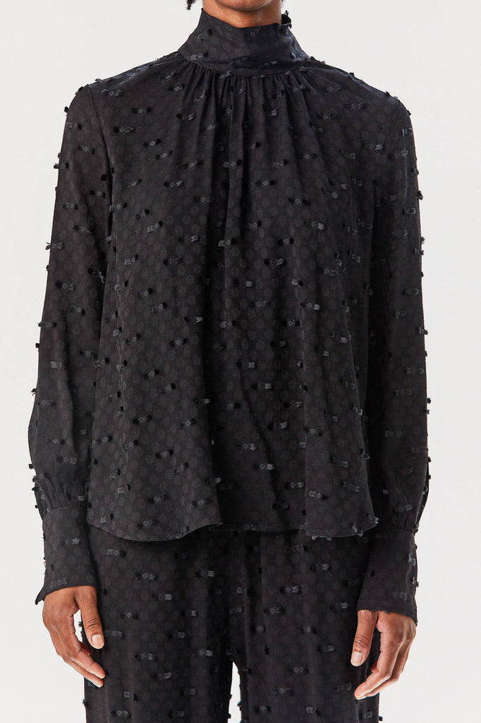 RACHEL COMEY - Rite Top, Black