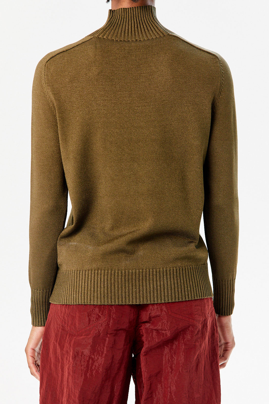 Rory Pullover, Army