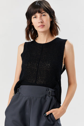 Sprat Top, Black